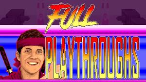 Full Playthroughs