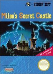 Milon's Secret Castle cover