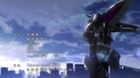 M3 Sono Kuroki Hagane Opening HD