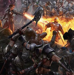 Eerste Sphyriaanse Oorlog (Pinterest.com)