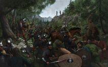 Slag van de Wouden (Roland's Last Stand by EthicallyChallenged on DeviantArt)
