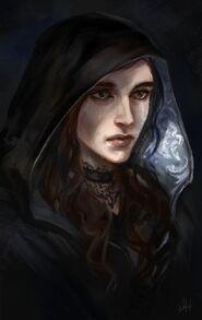 Velucia Khossis (Aya by Wolnir on DeviantArt)