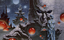 Discordanten (The Temple of the Night by Philippe Caza)