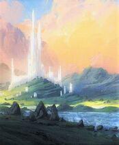 Elyss 2 (Procreate Elven Castle by ChrisDrake1987)-0