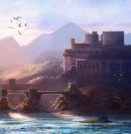 Sedhoria (Coastal Fantasy by jjpeabody on DeviantArt)