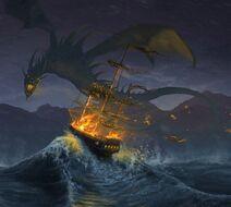Oorlog van de Zee en de Lucht (pinterest)