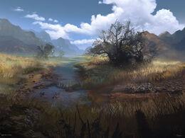 Turonor (Dorham Plains by FerdinandLadera on DeviantArt)