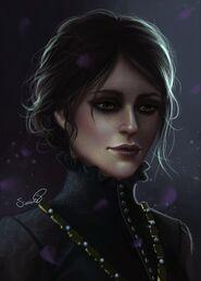 Beatrice de Novavero (Iris von Everec on DeviantArt)