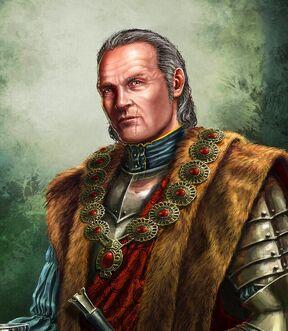 Illian (Lord of Mercenaries by ARTOFJUSTAMAN on DeviantArt)