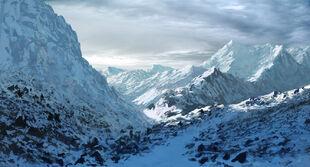 Mountain Pass by jjpeabody on DeviantArt