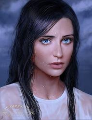 Olivia Glanne (Commission Akaelle by mckadesinsanity on DeviantArt)