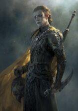 Cerabhan Iskren (Guardian of the endless woods by FLOWERZZXU on deviantart)