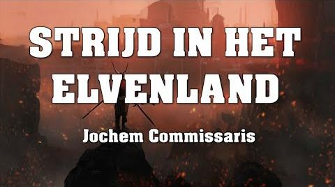 Jochem Commissaris - Strijd in het Elvenland