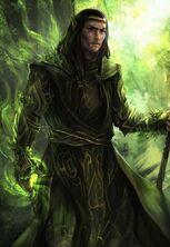 Nerovan Naler aep Nyssen (druid-green commission by h1fey on deviantart)