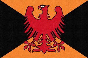 Huis Malchamon vlag