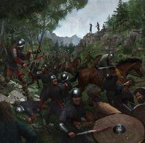 Slag van de Wouden wiki (Roland's Last Stand by EthicallyChallenged on DeviantArt)