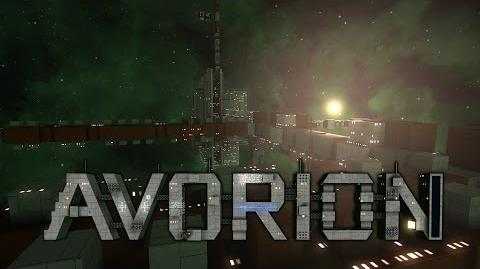 Avorion Greenlight Trailer