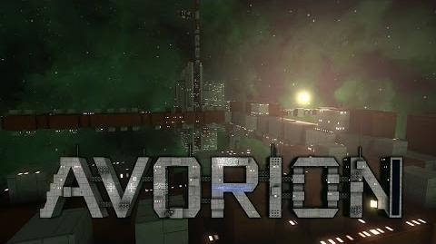 Avorion Greenlight Trailer