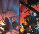Aliens/Predator Panel to Panel