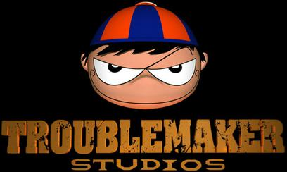 image troublemaker studios logo jpg xenopedia fandom powered rh avp wikia com troublemaker studios logopedia troublemaker studios logo history