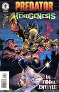 Predator Xenogenesis issue 4