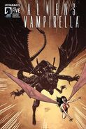 Aliens Vampirella05