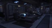 Isolation CMB interior