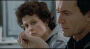 Ripley sees Bishop's blood
