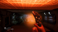 .357 Revolver shot
