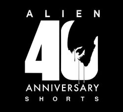 Alien 40th shorts