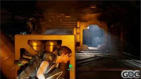 Alien- Alien Isolation 3rd Person Demo
