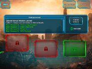 Locked Alien Bonus Mission 1