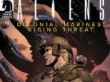 Aliens: Colonial Marines - Rising Threat