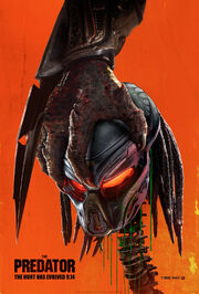 The Predator poster 2