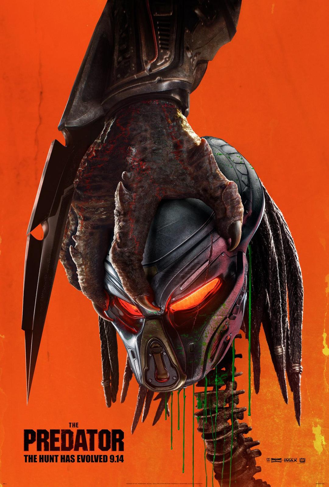 The Predator (film) | Xenopedia | FANDOM powered by Wikia