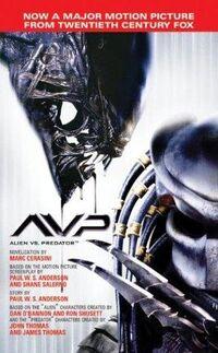 Avp 2004 novel