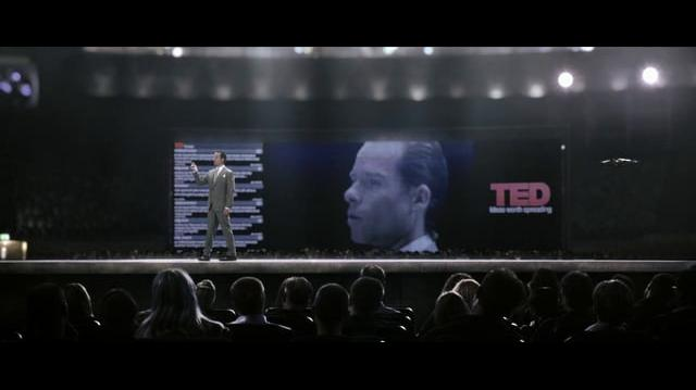 Peter Weyland at TED2023- Peter Weyland - I will change the world (Full Length TEDTalk)