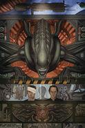 Alien 3 2018 Rivera Variant