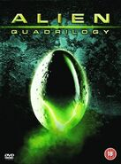 Alien Quadrilogy DVD Set