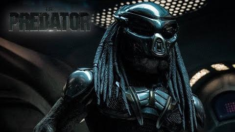 The Predator New Model 2018