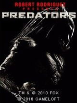 Predators (2010 Gameloft game)