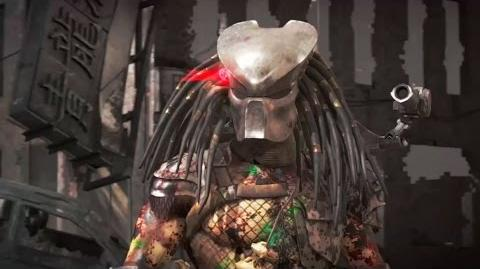 Mortal Kombat X - All Predator Fatalities, X-Ray, Intro And Outro HD