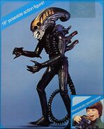 Kenner 18 Alien poster
