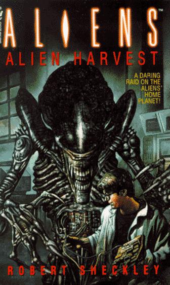Aliens: Alien Harvest   Xenopedia   FANDOM powered by Wikia