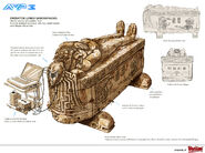 Lord's Sarcophagus (concept)