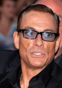 Jean-Claude Van Damme 2012
