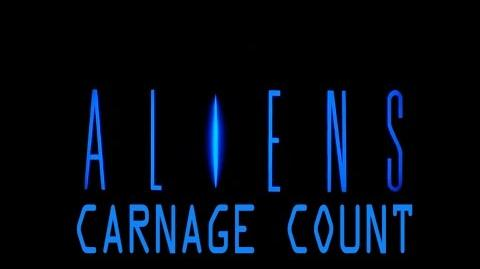 Aliens (1986) Carnage Count