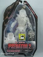 NECA Predators Predator 2 SDCC Exclusive Cloaked City Hunter Invisible Action Figure One Per Case 2012 (1)