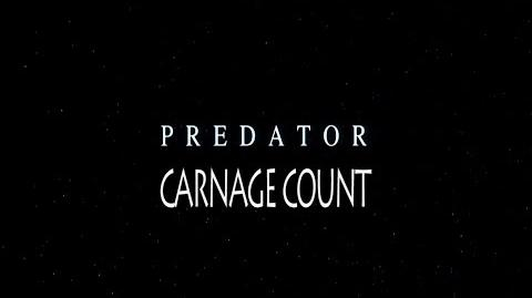Predator (1987) Carnage Count