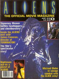 Aliens The Official Movie Magazine